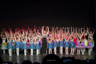 closing ceremony of the ballet show